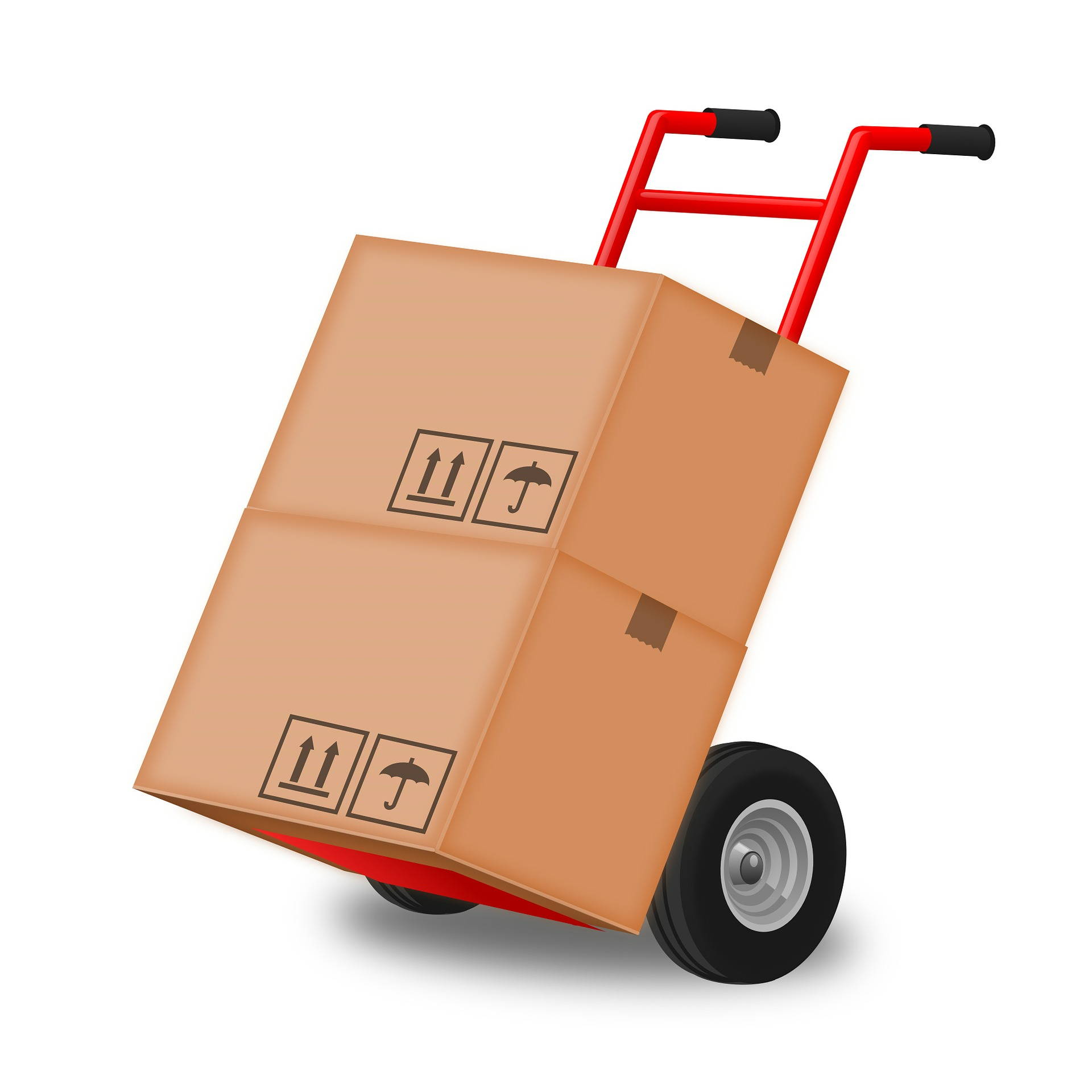 Top 5 Tips for Labeling Houston Moving Boxes